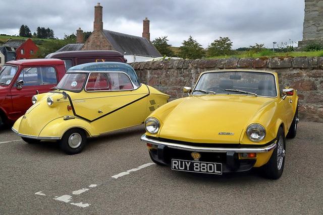 vintage car owners