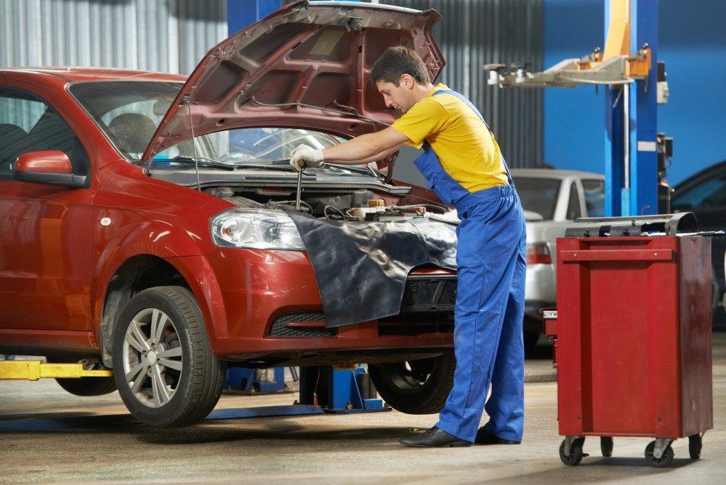 automobile car maintenance