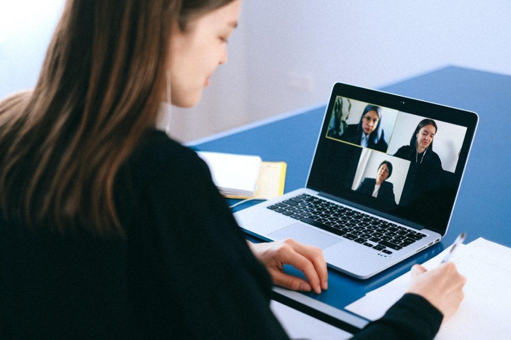 virtual meeting